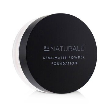 Au Naturale Semi Matte Powder Foundation - # Marino (Exp. Date 03/11/2021)